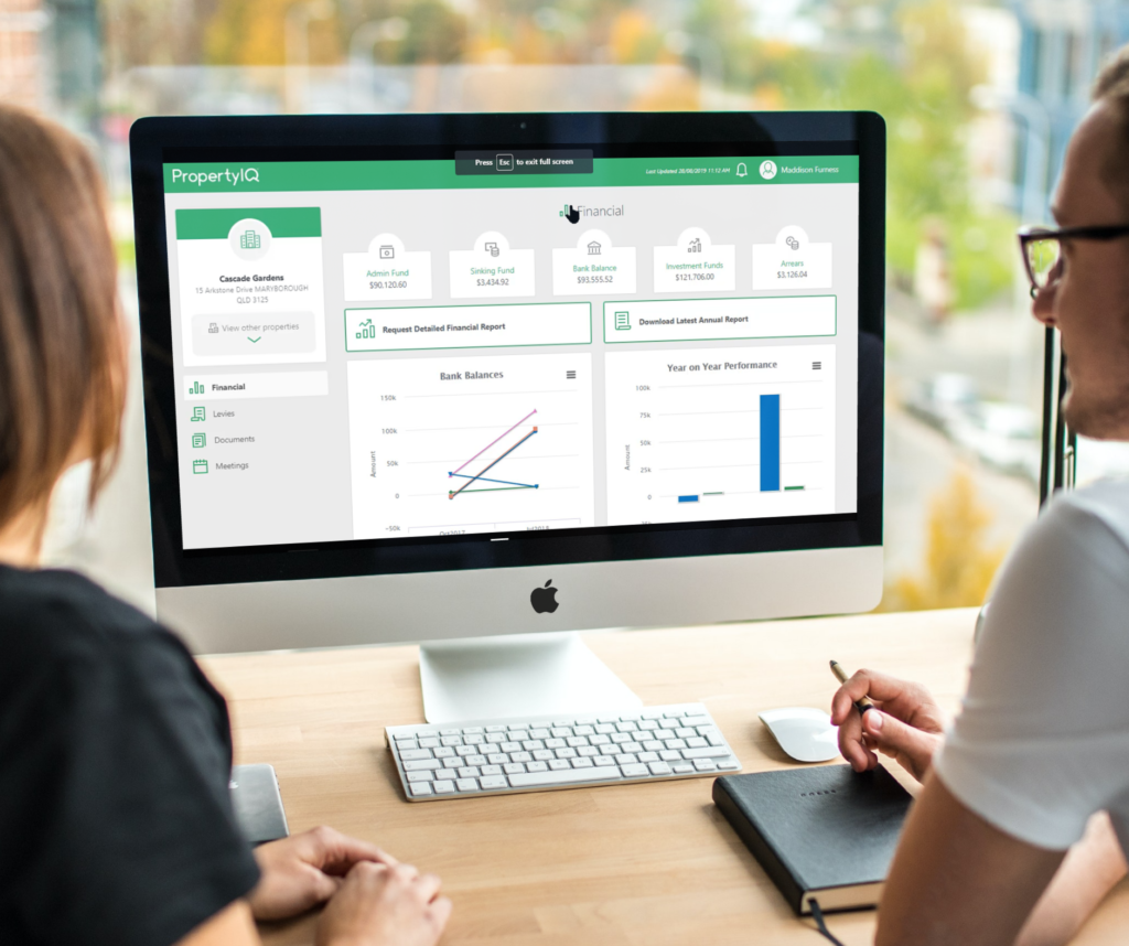 PiQ Client Portal